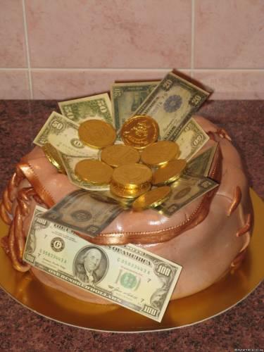 Торт подарунковий фото